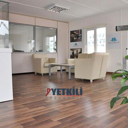 Prefabrik Ofisler