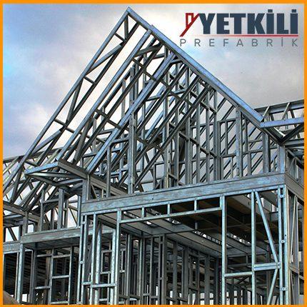 Çelik Prefabrik Yapılar
