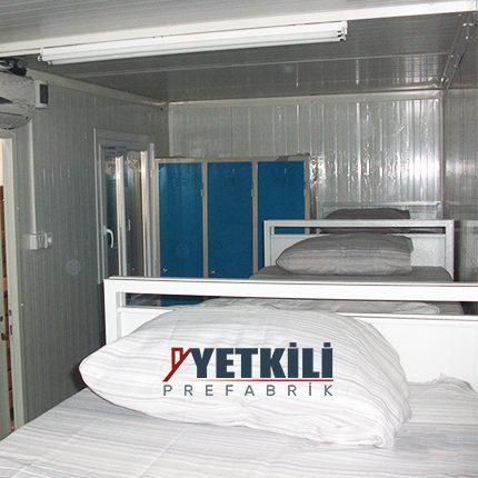 Yatakhane Konteynerleri